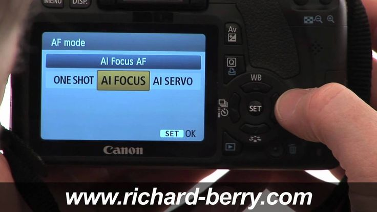 http://youtu.be/62Gjyw5QKwU Video that explains how to use a canon rebel camera