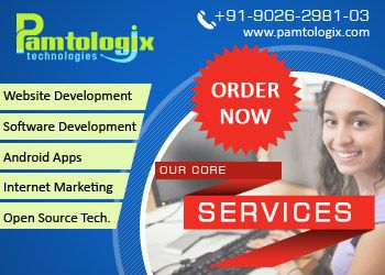 Pamtologix Technologies is a leading Website Design/Development, Software Development, Android Apps Development, SEO/SMO Company, Software Company in Allahabad,Call 9026298103 now.