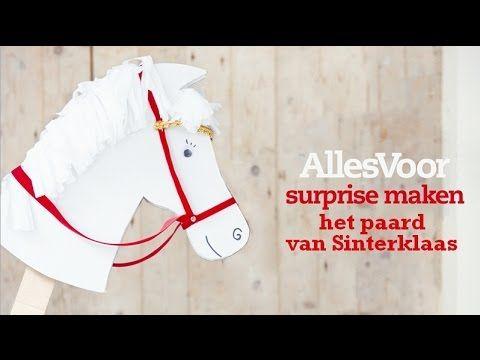 Sinterklaas surprise maken: het paard van Sinterklaas. - Instructies - Weethetsnel.nl