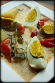 Choochla: Zupa karpacka z jajkami