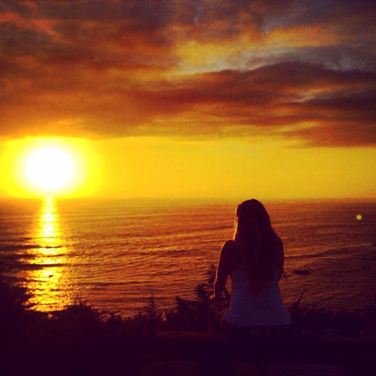 Sunset y yo