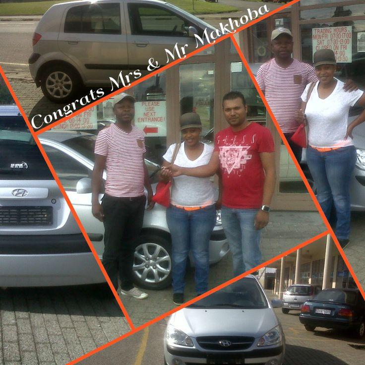 Congrats Mr & Mrs Makhoba www.thempcargroup.co.za #happyclients #cars #finance