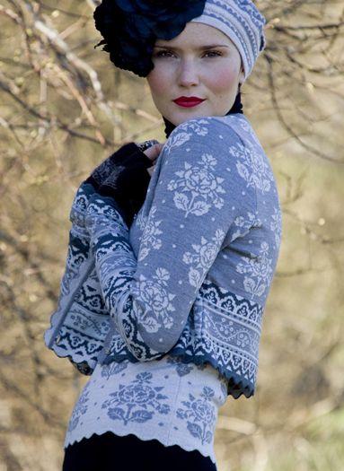 #Nordic #knitting #design