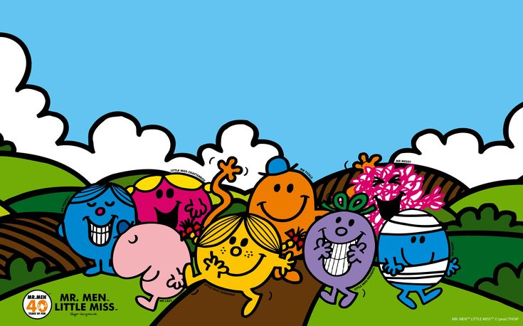 Little Miss and Mr. Men