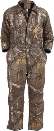 BERNE WORKWEAR Berne Youth Bear Cub Insulated Coverall Realtree Xtra Camo XL, EA