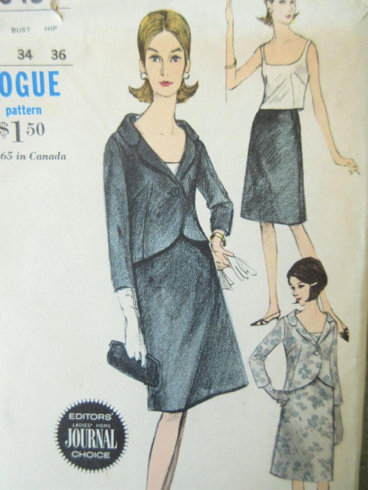 34 Best Vintage Kitchen Decor Ideas And Designs For 2019: 36 Best Images About Vintage Suit Patterns On Pinterest