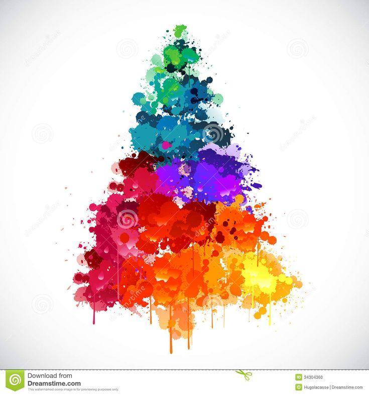 606 best ~53~Whimsical Rainbow Christmas~ images on Pinterest ...