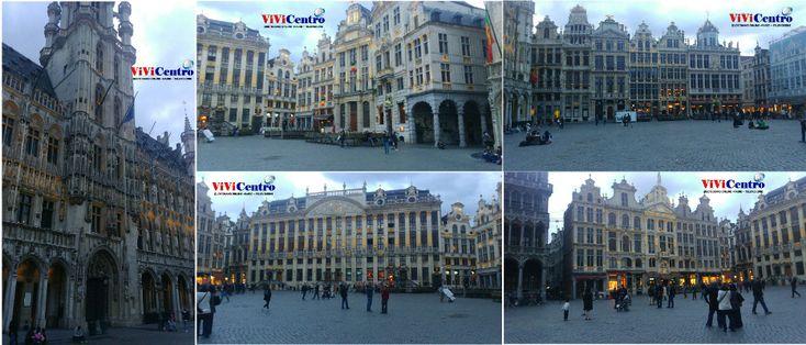 BRUXELLES Decollo Difficile (VIDEO)