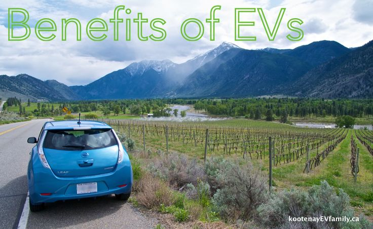 """Benefits of EVs"" – I added a static page with some information on the benefits of EVs as I see them after 2.5 years of ownership and over 100,000 km."