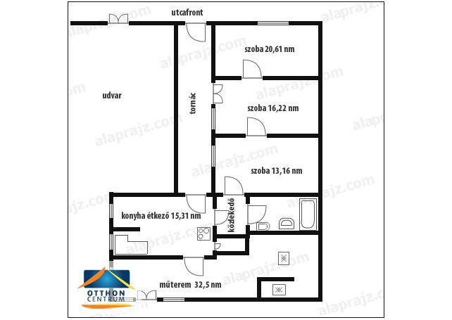 residence, Szekszárd, Szekszárd, Felsővárosi részén a Remete utcában egy 565 nm-es telken 107 nm-es lakótérrel rendelkező családi ház eladó.