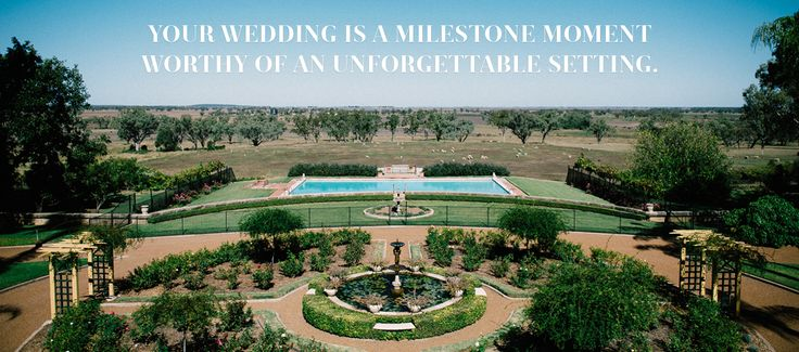 Luxury wedding venue. QLD's premier wedding venue - just a short drive from Toowoomba & Brisbane. Stunning gardens, onsite chapel and homestead