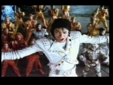 """(second half of) Captain EO - """"Another Part of Me"""", by Michael Jackson. (official video used in the Captain EO attraction at the Disney Parks) To view Part 1, go to: http://www.youtube.com/watch?v=H7XS8e0z2AA=FLk0Tn-sEAICVvZUgEnlLpSQ=43=plpp_video"""