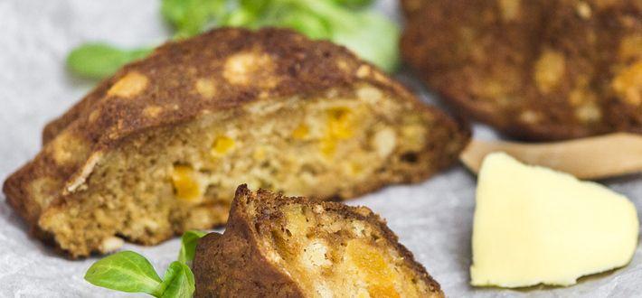 Hunajainen mantelileipä | Keiju