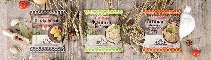 These Judex Chips are Packaged in Rustic Wheat-Decorated Bags #branding trendhunter.com