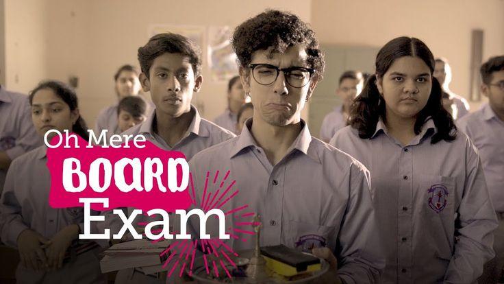 ScoopWhoop: Oh Mere Board Exams... Phat Ti Hai Tumse G Bhagwan! Humne aaj tak tumse kucch nahi maanga. Lekin aaj... aaj ye masoom chehre teri chaukhat par bas ek hi aas lekar aaye hain. Tujhe zor se dhadakte inn nanhe dilon ki kasam bhagwan Paper easy rakhna. Credits: Cast: Sahil Mehta | Harshini Misra | Mukul Kanozia | Sadhika Arora Director: Satyam Jha Suman Concept &Script: Antil Yadav Screenplay: Satyam Jha Suman | Abhijeet Chaudhari Production Controller: Ankit Doomra Edit & VFX: Ankur…