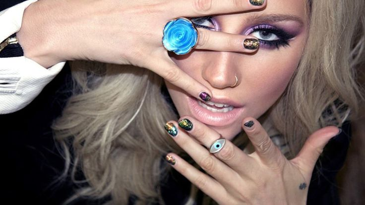 Peep The New Kesha Rose By Charles Albert Evil Eye Jewelry Collection - MTV