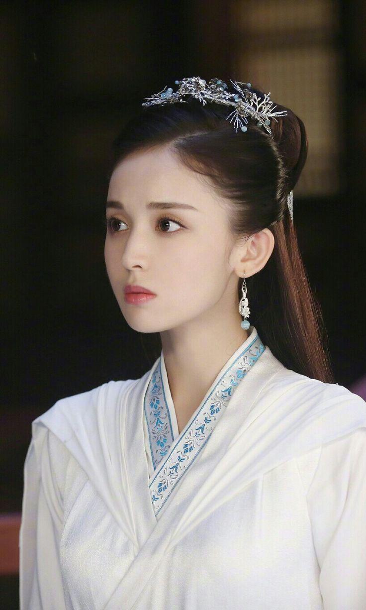 Guli Nazha 古力娜扎 | [2017] Fighter of the Destiny 《择天记》 | 中国 ...