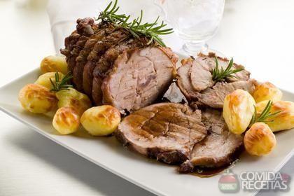 Receita de Lagarto ao molho madeira em receitas de carnes, veja essa e outras receitas aqui!