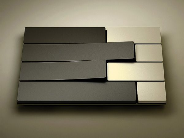 Remorkable Piano Switches for Lithoss by REMORK DesignStudio