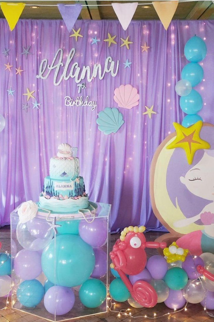 33 Mermaid Birthday Party Ideas That Ll Make Your Kids Long For A