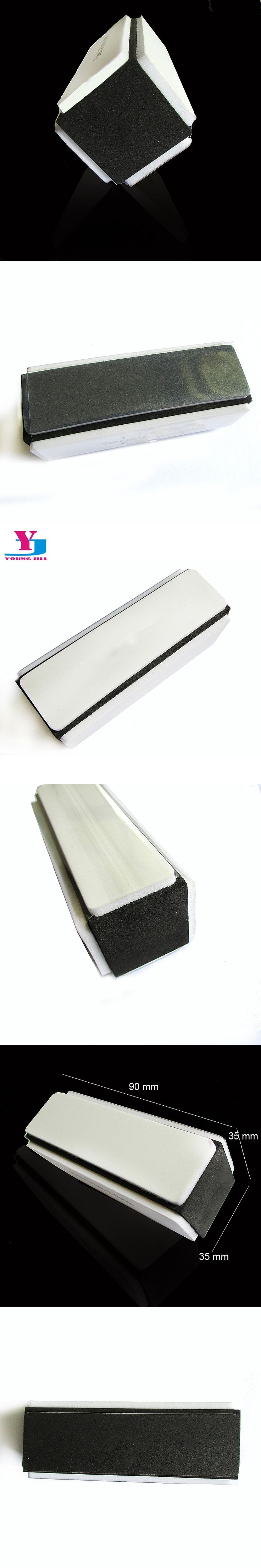 10pcs/Lot Sanding Block Nail Shiner Polish Buffer File Nail Care Nail Tools Beauty Manicure Nail Art Peidra De Moler Art Buffing