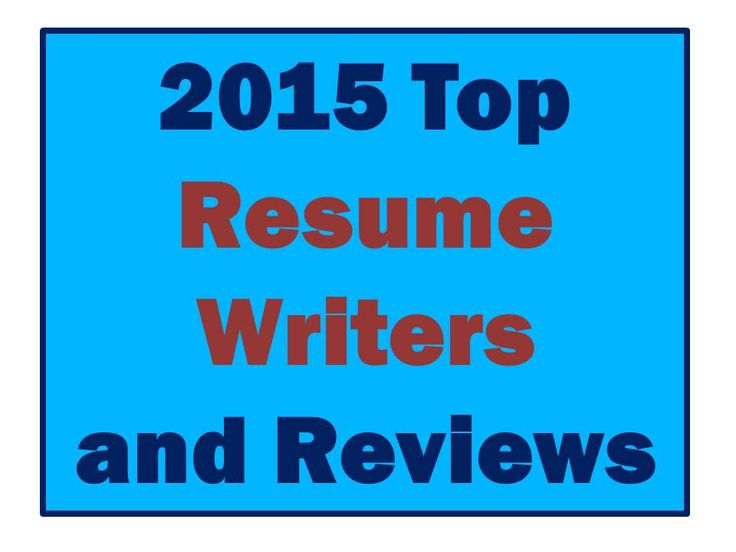 if you are searching for the 2015 best resume writers list you have found them - Resume Professional Writers Reviews
