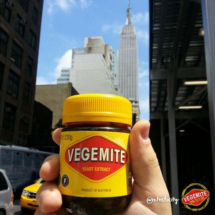 Vegemite On Tour in New York