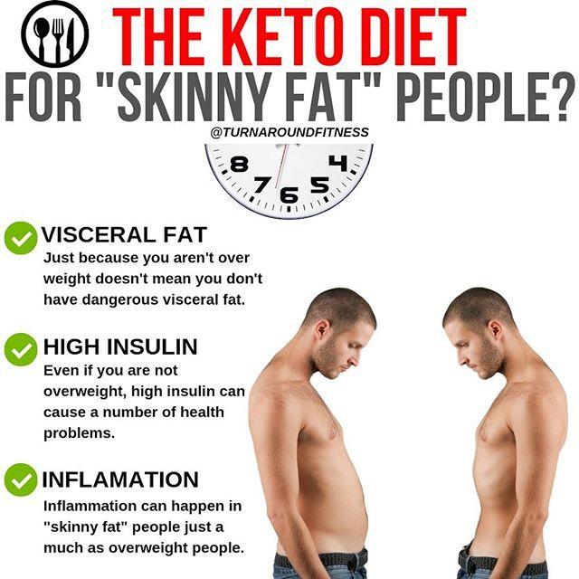 visceral fat keto diet