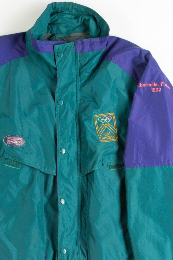 1992 Olympics jacket!