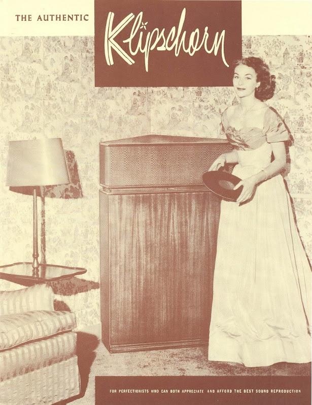 Vintage Klipsch