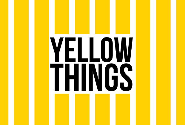 Yellow Things Cover