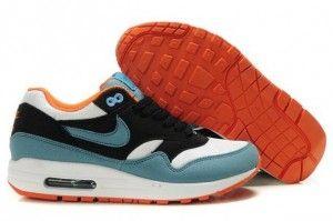 Acquista online scarpe da ginnastica nike donne air max 1 nere,bianche,acqua fresca,arancioni in saldo prezzi bassi