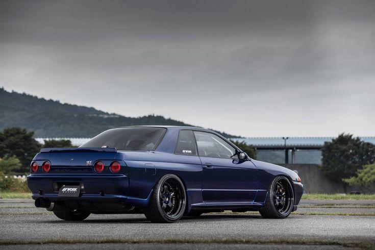 ACTIVE Nissan Skyline GT-R R32