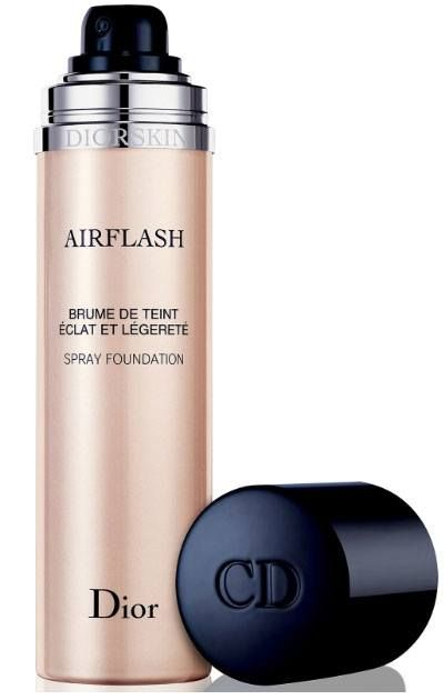 Dior Backstage Pros Spring 2015 Collection - Diorskin Airflash Spray Foundation