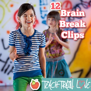 Fight the Fidgeting!  12 fun, energizing brain break videos for your SMART/Promethean Boards...my kids LOVE these.  :-)