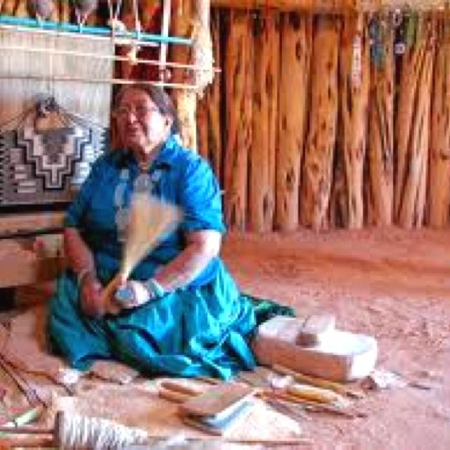 Navajo Weaver: Navajo Univ, Navajo Indian, Navajo Hózhó, Navajo Weaver