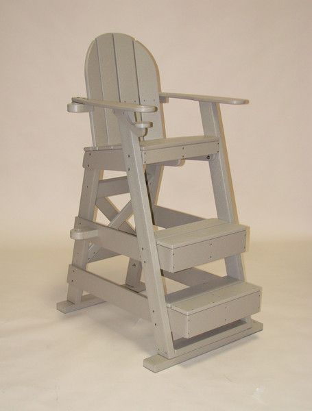 Tailwind Furniture Recycled Plastic Lifeguard Chair   LG 510