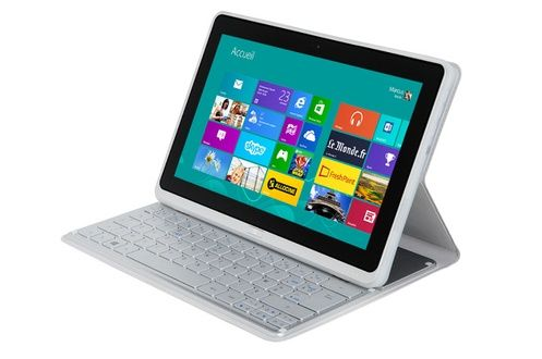 Tablette tactile Acer ICONIA W700 64 Go + HOUSSE CLAVIER