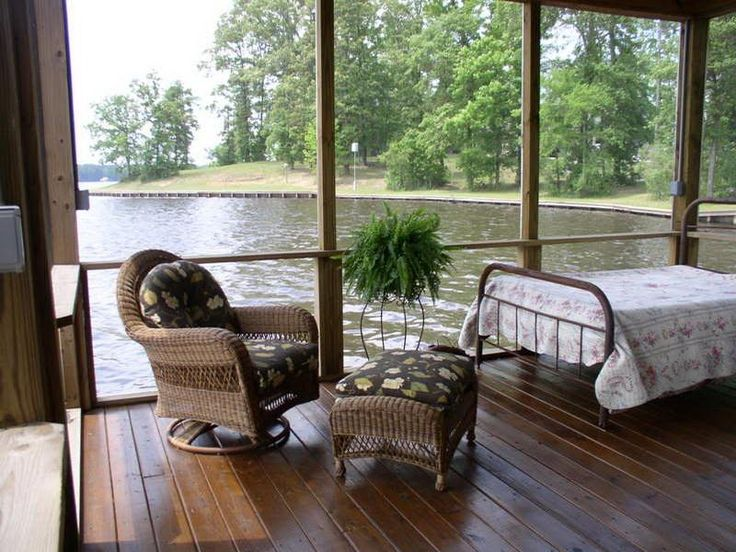 40 Awesome small screened porch ideas images