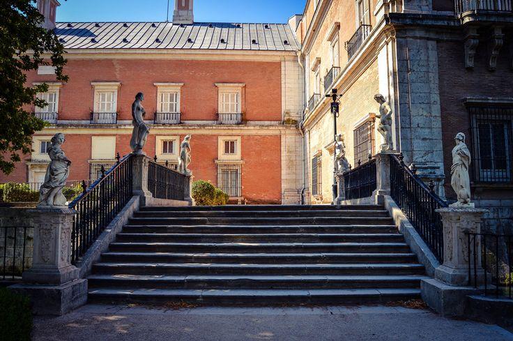 Jardin de la Isla, Palacio Real de Aranjuez (Aranjuez - Spain)