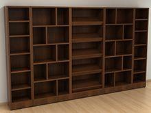 Storage #4 custom wall unit