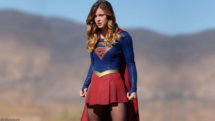 DeviantArt: More Like Supergirl wallpaper/Melissa Benoist  1191×670 Supergirl Pictures Wallpapers (45 Wallpapers) | Adorable Wallpapers