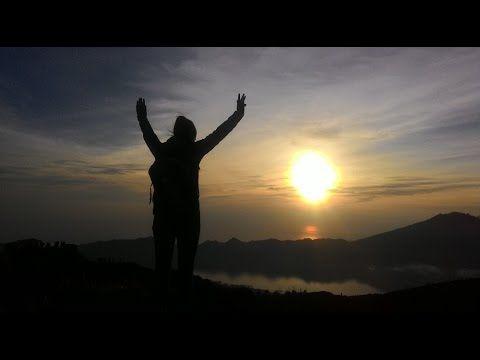 Kintamani Volcano Mount Batur Sunrise Trekking - Recommended - YouTube