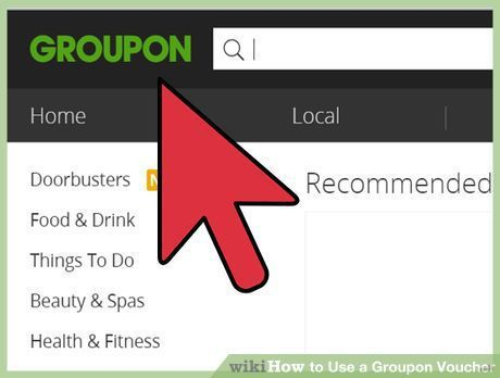 How to Use a Groupon Voucher: 9 Steps (with Pictures) #printable #manufacturer #coupons http://coupons.remmont.com/how-to-use-a-groupon-voucher-9-steps-with-pictures-printable-manufacturer-coupons/  #print vouchers online # How to Use a Groupon Voucher Go to the Groupon.com site. [1] You can search for a topic you're interested in by using the search bar at the top of the screen. You can also narrow the search by your geographic area in the search bar. However, create a free account to…