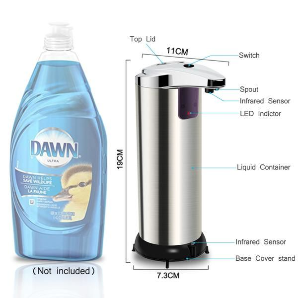 Automatic Soap Dispenser Automatic Soap Dispenser Soap