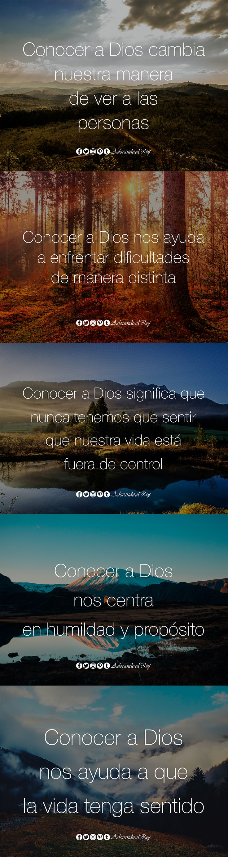 Mejores 3452 imágenes de Juntos con Dios en Pinterest | Citas ...