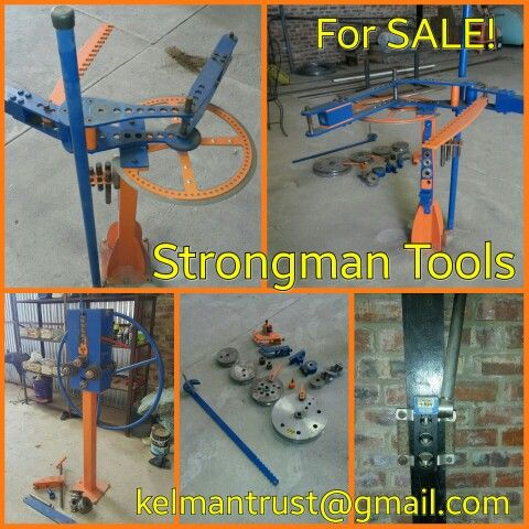 Strongman Tools for sale! Contact - kelmantrust@gmail.com for more info. #startyourownbuisiness