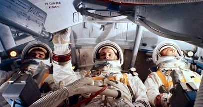 Jan 2, 1967 - Three American astronauts died in a fire ...