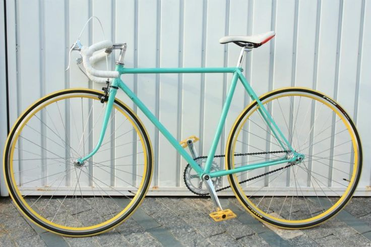Bicicleta Fixa ou Single Speed estilo Caloi 10  Fixed Gear Quadro Peugeot - Mandaqui