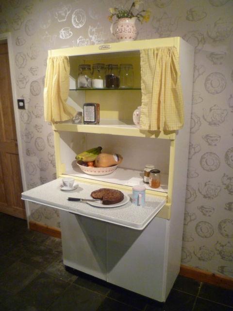 Lovingly Restored 1950s Eastham Vintage Kitchen Larder Dresser